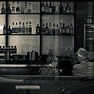 At the Bar by Kofoed