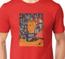 Moscow soviet union propaganda poster Unisex T-Shirt