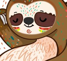 I am so slothvely Sticker
