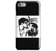 Miarren Black & White iPhone Case/Skin