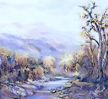 Misty Morning by aila