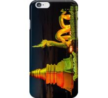 Dragon and Temple iPhone Case/Skin