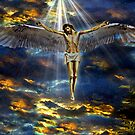 Father, Son and Holy Spirit by saleire