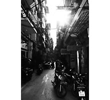 Streetlife Hanoi Photographic Print