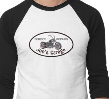 Joe's Garage Men's Baseball ¾ T-Shirt