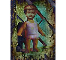 China Doll Barbie Photographic Print