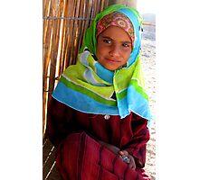 Bedouin Child Photographic Print