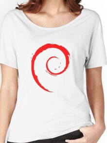 DEBIAN ULTIMATE Women's Relaxed Fit T-Shirt