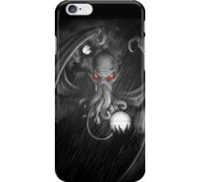 Cthul-Ood iPhone Case/Skin