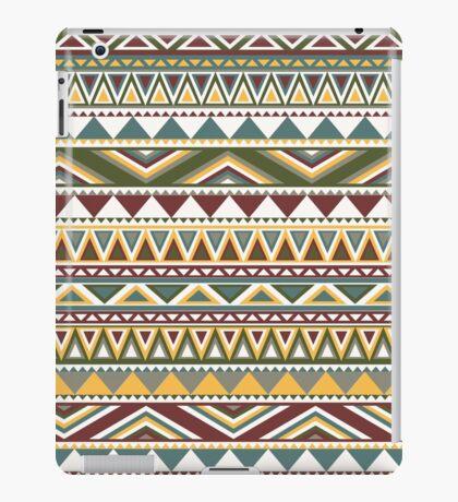 Aztec iPad Case/Skin