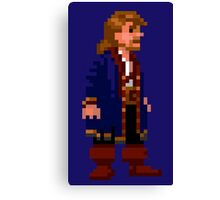 Guybrush (Monkey Island 2) Canvas Print