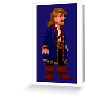 Guybrush (Monkey Island 2) Greeting Card