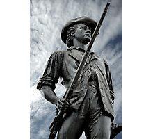 Patriot, citizen, soldier Photographic Print