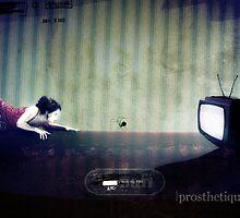 Spider & I by gladyswhite