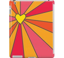 Heart and faith iPad Case/Skin