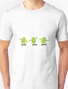 ANDROID EXPLORER Unisex T-Shirt