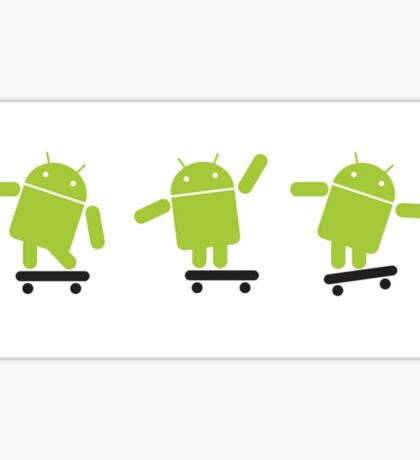 ANDROID EXPLORER Sticker