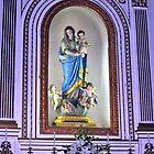 Madonna and Child by ciaobella2u