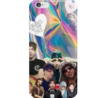 Alex Gaskarth Holographic  iPhone Case/Skin