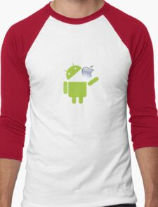 Android Ultimate Men's Baseball ¾ T-Shirt