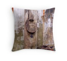 Garden treasure Throw Pillow