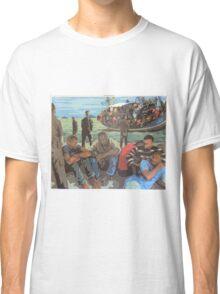 Refugee Boat Classic T-Shirt