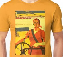Food for all of us - Soviet union propaganda poster  Unisex T-Shirt