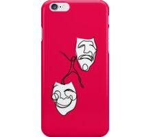 Balancing emotion iPhone Case/Skin