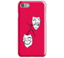 Balancing emotion iPhone Case/Skin