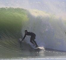 Nice Wave by JGetsinger
