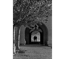 Promenade sur la Seine, Paris Photographic Print