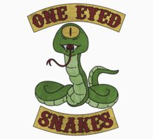 One Eyed Snakes Kids Clothes