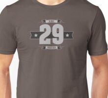 B-day 29 (Light&Darkgrey) Unisex T-Shirt