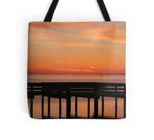 Dawn Of A New Day Tote Bag
