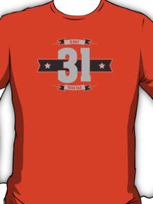 B-day 31 (Light&Darkgrey) T-Shirt