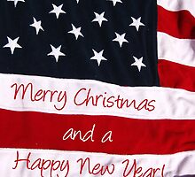 An American Christmas greeting by portosabbia