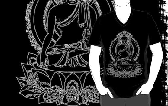 Buddha onyx by Create or Die Designs