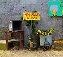 Sunflowers for sale by Eyeswide