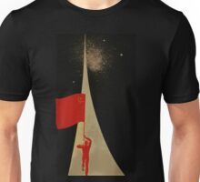 all the way up to the stars  - soviet union propaganda Unisex T-Shirt