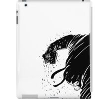 The Man Without Fear Returns iPad Case/Skin