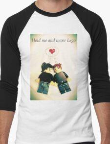Never Lego Men's Baseball ¾ T-Shirt