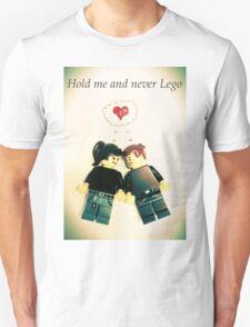 Never Lego Unisex T-Shirt