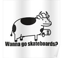 Wanna Go Skateboards? --ASDF MOVIES-- Poster