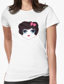 Flapper Womens Fitted T-Shirt