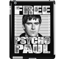 Free Psycho Paul - Ideal  iPad Case/Skin