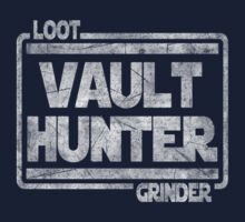 Vault Hunter, Loot Grinder One Piece - Short Sleeve
