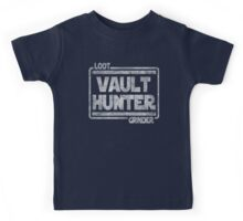 Vault Hunter, Loot Grinder Kids Tee