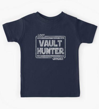 Vault Hunter, Loot Grinder Kids Tee