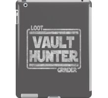 Vault Hunter, Loot Grinder iPad Case/Skin