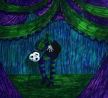 Halloween Pinup #5 by vampireleniore